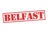 Belfast — Foto de Stock
