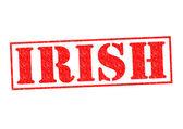 IRISH Rubber Stamp — Stock Photo