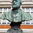 Sir Henry Tate Statue in Brixton — Stock Photo