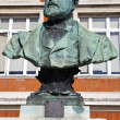 Stock Photo: Sir Henry Tate Statue in Brixton