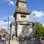 Budd Memorial in Brixton, London — Stock Photo #33244649