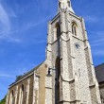 St. Michael's Church in Belgravia, London — Foto de Stock