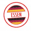 ESSEN Rubber Stamp — Stock Photo #33976081