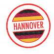 HANNOVER — Stock Photo