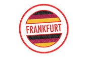 Frankfurt — Stockfoto