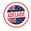 ADELAIDE — Stock Photo
