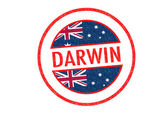 Darwin — Stockfoto