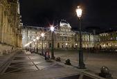 The Louvre in Paris — Stock Photo