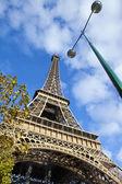 Torre eiffel em paris — Foto Stock