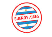 BUENOS AIRES — Stockfoto