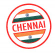 chennai — Stock Photo