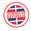 DOMINICAN REPUBLIC — Stock Photo
