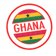 GHANA — Stock Photo #35829183