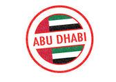 Abu Dhabi — Foto de Stock