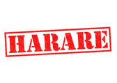 HARARE — Stock Photo