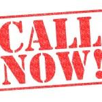 Постер, плакат: CALL NOW