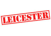 LEICESTER — Stock Photo