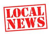 LOCAL NEWS — Stock Photo