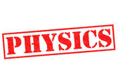 PHYSICS — Stockfoto