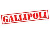 GALLIPOLI — Stock Photo