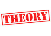 THEORY — Stock Photo