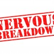 Stock Photo: NERVOUS BREAKDOWN