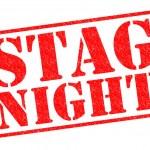 STAG NIGHT — Stock Photo #41274165