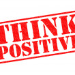THINK POSITIVE — Stock Photo #41274199