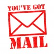 YOU'VE GOT MAIL — Stock Photo #41274249