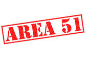 AREA 51 — Stock Photo