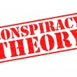 CONSPIRACY THEORY — Stock Photo #41634765