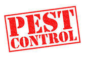 PEST CONTROL — Stock Photo