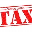 Постер, плакат: CAPITAL GAINS TAX