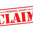 PERSONAL INJURY CLAIM — Stock Photo #42247097