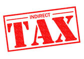 INDIRECT TAX — Stock Photo