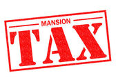 MANSION TAX — Stock Photo