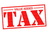 VALUE ADDED TAX — Stock Photo