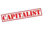 CAPITALIST — Stock Photo