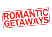 ROMANTIC GETAWAYS — Stock Photo