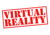 VIRTUAL REALITY — Stock Photo