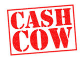 CASH COW — Stock Photo
