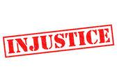 INJUSTICE — Stock Photo