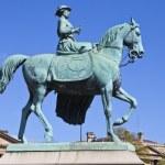 Queen Victoria Statue in Liverpool — Stock Photo #45112621