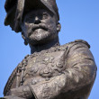 King Edward VII Monument in Liverpool — Stock Photo