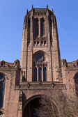 Liverpool Anglican Cathedral — Стоковое фото