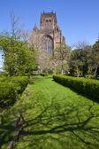 Liverpool anglicaanse kathedraal — Stockfoto