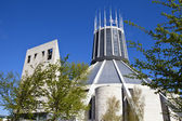 Liverpool Metropolitan Cathedral — Stock Photo