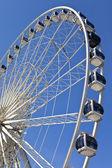 колесо из ливерпуль — Стоковое фото