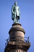 герцог веллингтон статуя в ливерпуле — Стоковое фото