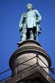 Duke of Wellington Statue in Liverpool — Stockfoto